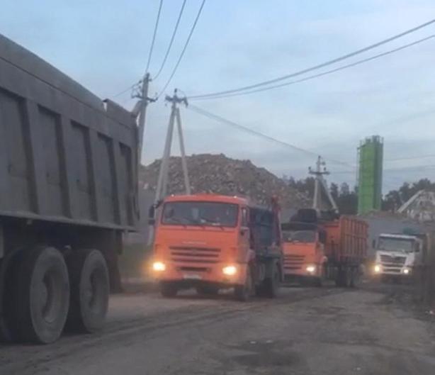 Подольске, Помойка на пороге дома – как в Подольске борются со свалкой мусора