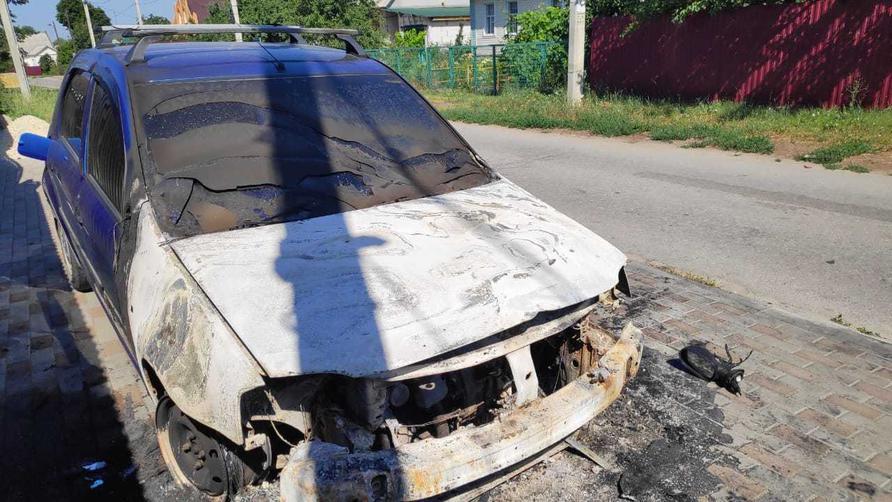 Липецке, В Липецке вымогатели сожгли 4 машины, требуя от пострадавших биткойны