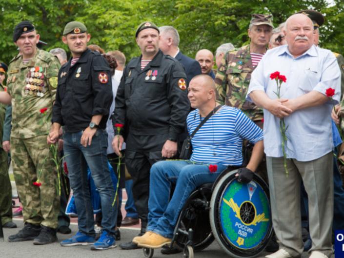 """Поклонной, """"Офицеры России"""" предложили отмечать 1 июля как День ветеранов боевых действий"""