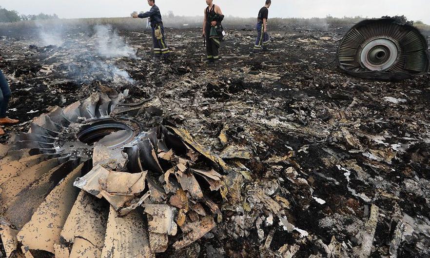 Неизвестные данные окрушении «Боинга» MH17 захотели передать Российской Федерации