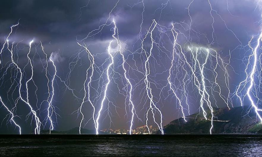 Австралии, Песчаная буря в Австралии поглотила целый штат