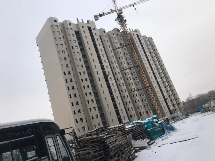 Хабаровске, В Хабаровске кинули дольщиков ради поиска золота