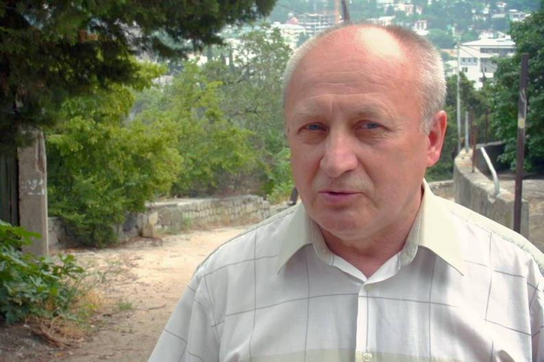 Виктор Щанкин