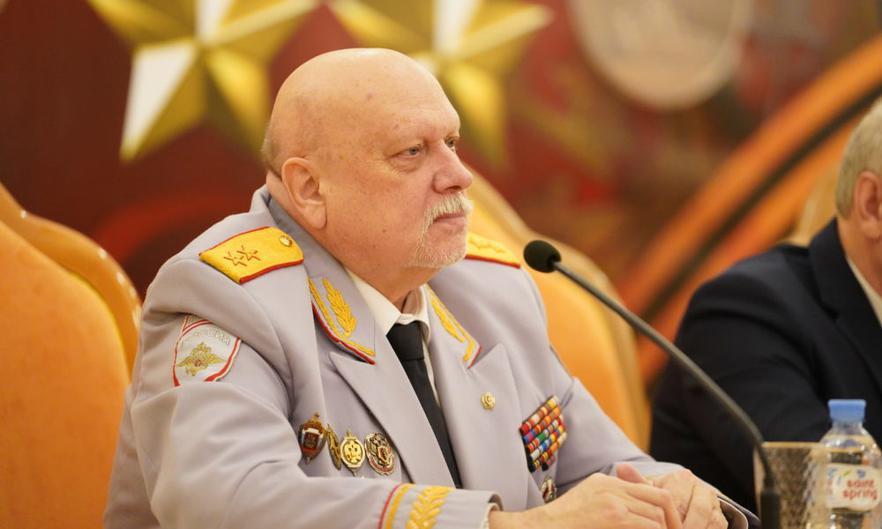 Генерал ФСБ Михайлов: С Фургалом мы, конечно, попали