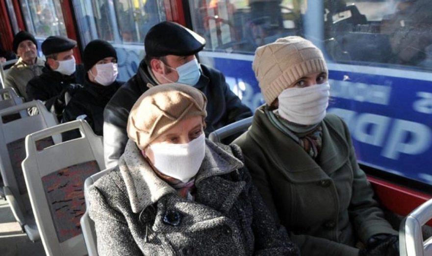 В России выявили первые случаи инфицирования коронавирусом