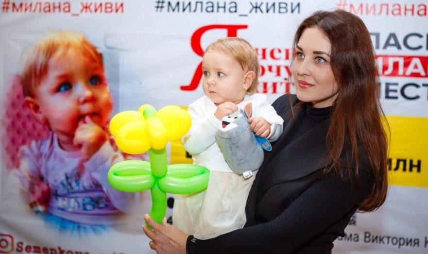 Милана Семенкова и Виктория Кашуба.