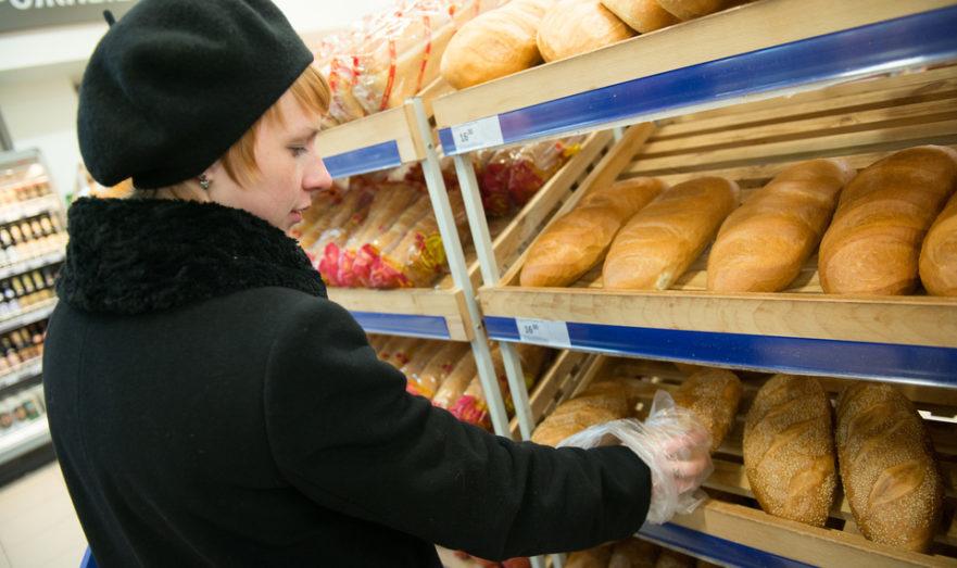 Хлеб без защитной упаковки опасен