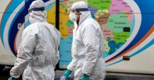заразится, Каждый четвёртый врач в России заразится коронавирусом – эпидемиолог