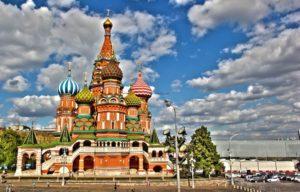 храм Василия Блаженног