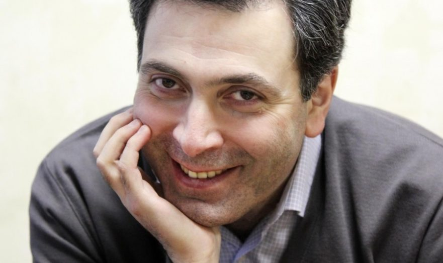 Профессор Симон Мацкеплишвили