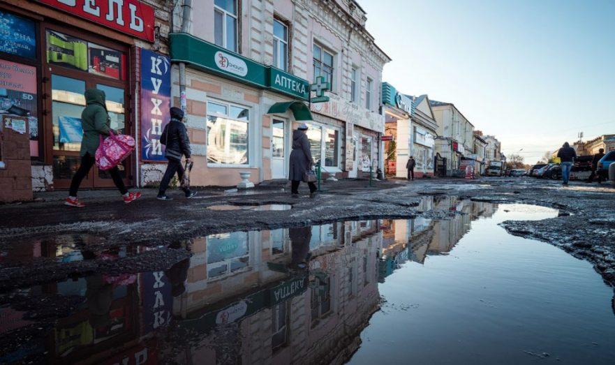 Улица Тамбова
