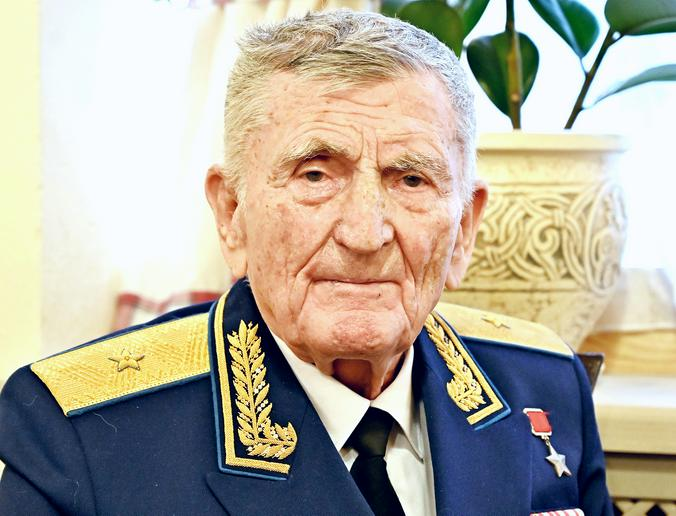 герой корейской войны сергей Крамаренко