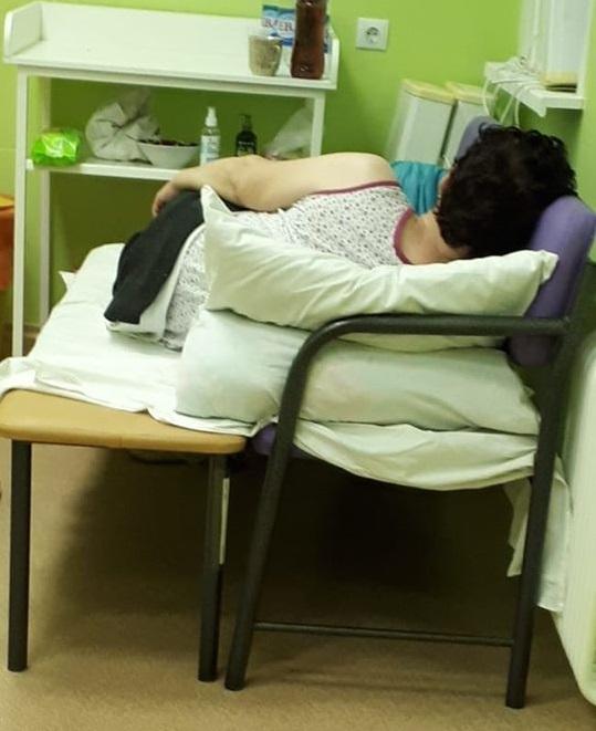 Условия в больнице