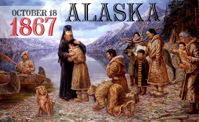 Аляски, Отчуждение Аляски – историческая афера XIX века?