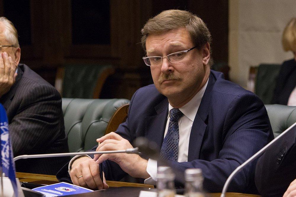 Эстонии, Сенатор Косачёв: В Эстонии запугивают русской угрозой, но караван идёт