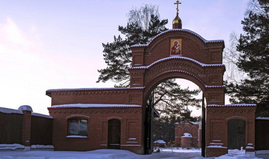 Алапаевский мужской монастырь