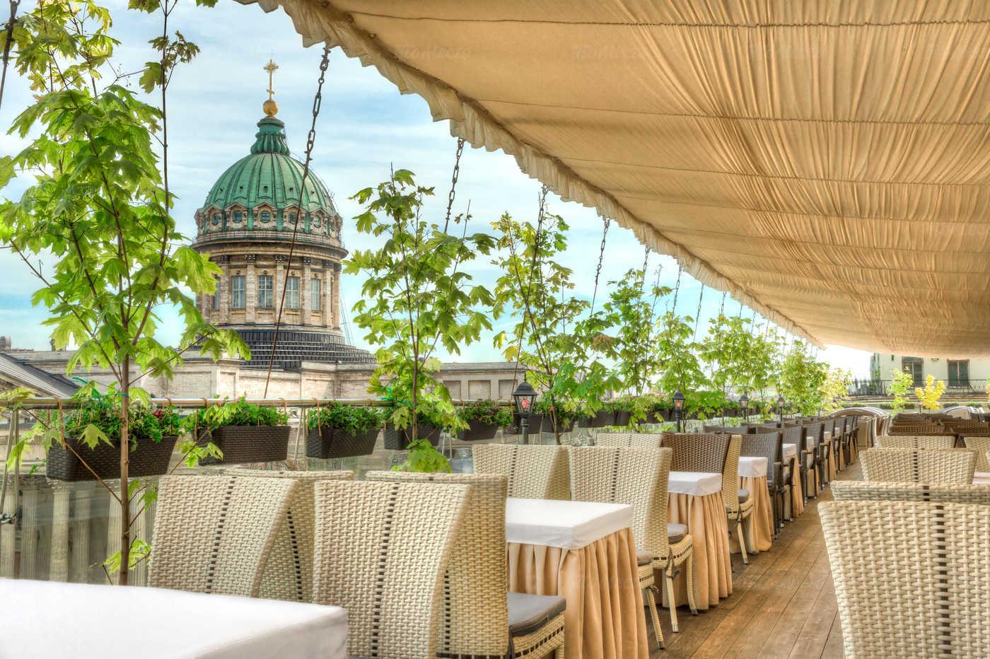 Рестораны Санкт-Петербурга которые стоит посетить