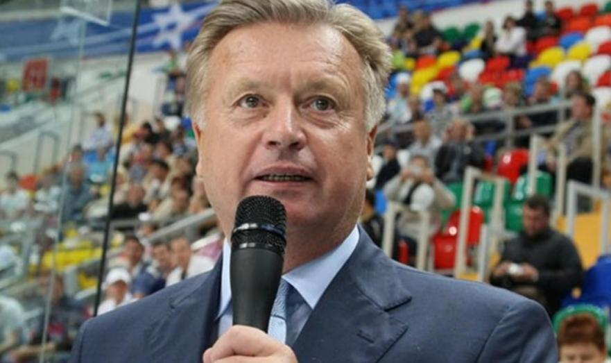 Почётный президент Олимпийского комитета России Леонид Васильевич Тягачев. Фото: eurosport.com