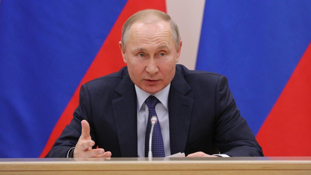 Путин заявил об успокоении ситуации с коронавирусом в России