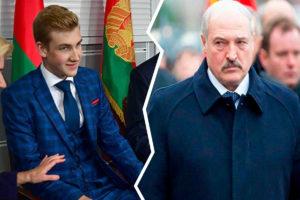 Лукашенко, Физиогномист подтвердила оппозиционный настрой Коли Лукашенко