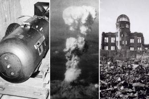Хиросимы, Ядерная бомбардировка Хиросимы — как это было