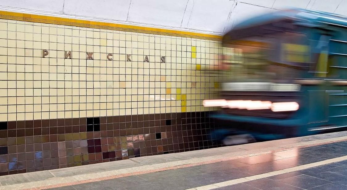 находит станция метро рижская вестибюль картинки отзывчивые умирают