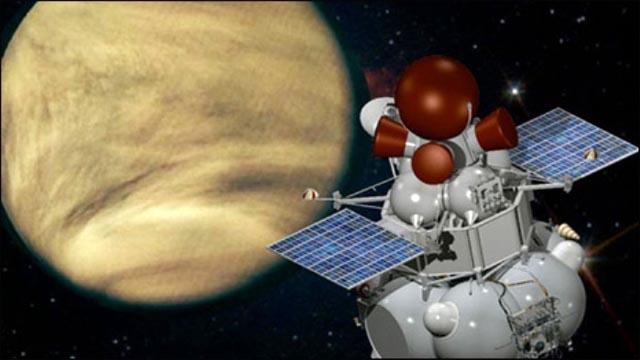 , «Венера — русская планета»: космическая гонка продолжается