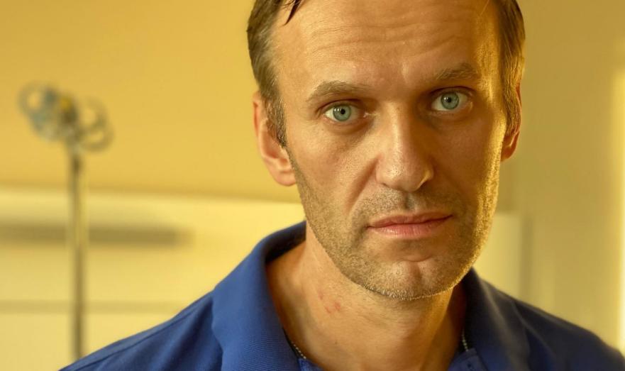 Алексей Навальный после комы
