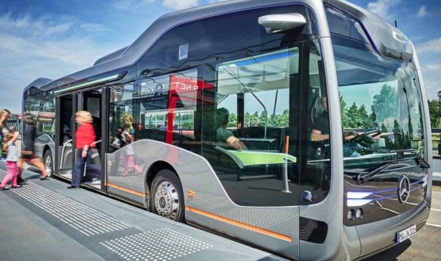 В Будущем в России транспорт станет бесплатным.