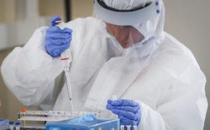 Коронавирусом, В России выявили рекордные 15 982 случая заболевания коронавирусом за сутки