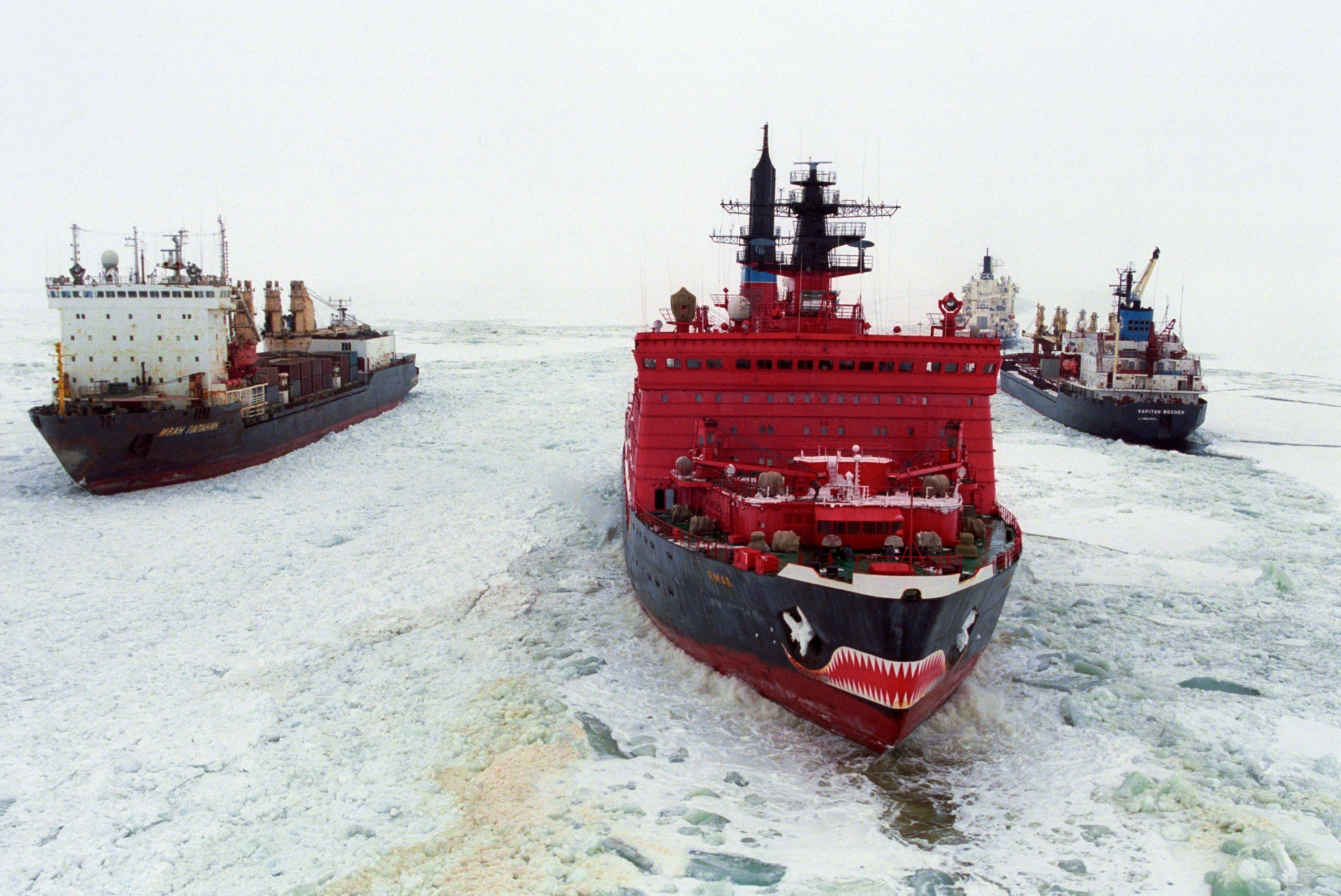 Ледокольный флот