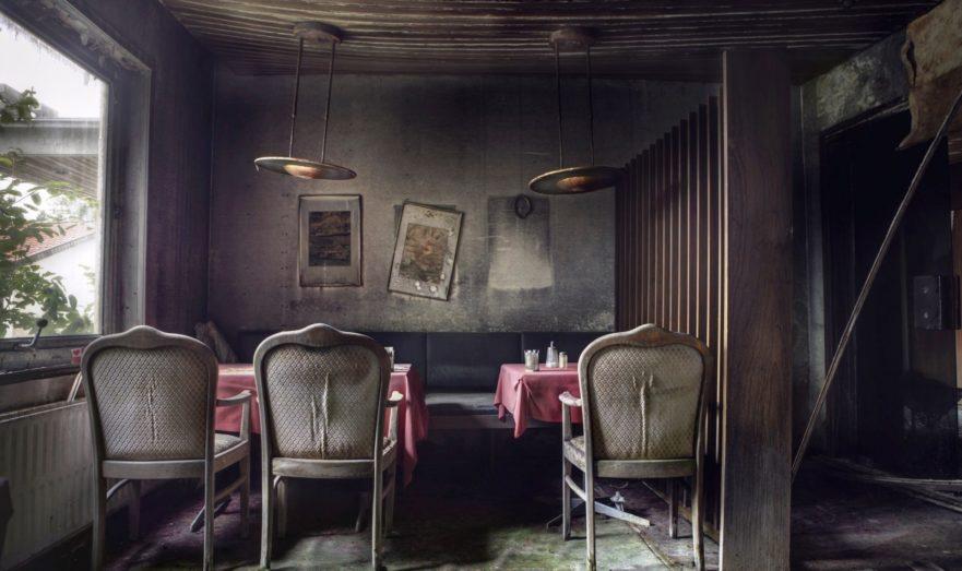 Заброшенный ресторан