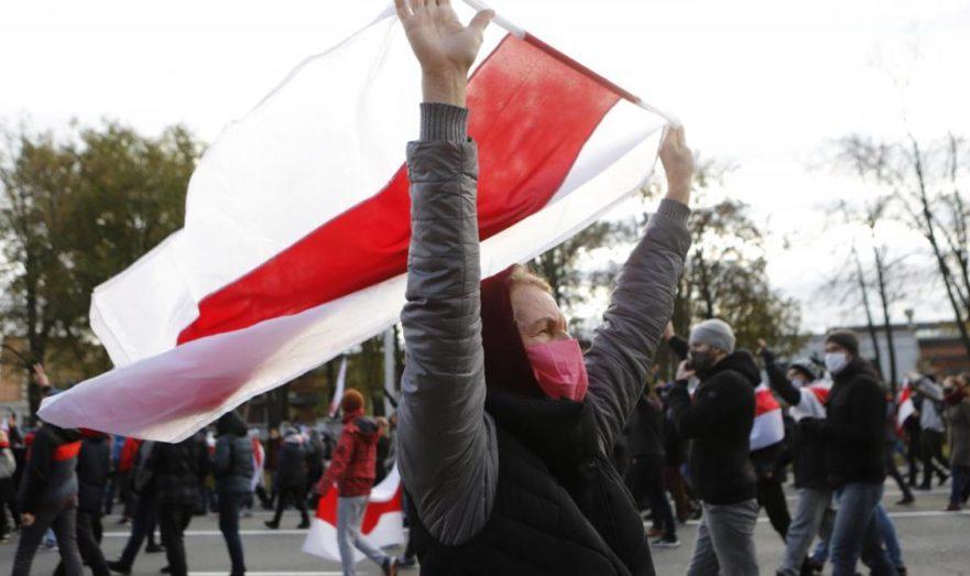 Протестующие в Минске должны воспользоваться шансом