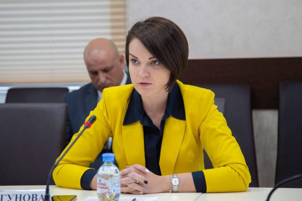 Виктория Дергунова
