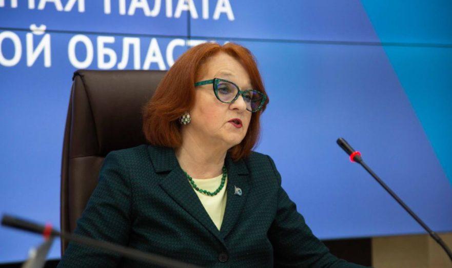Людмила Тропина