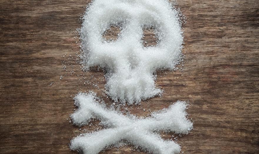 Продукты с сахаром и солью надо снабжать страшными картинками, как на сигаретах