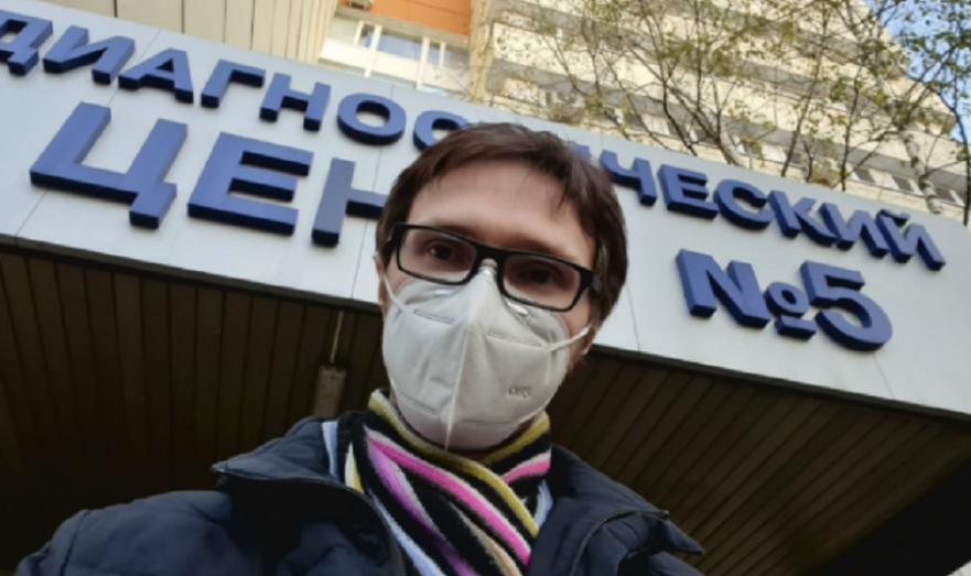 Доброволец Андрей Василенко