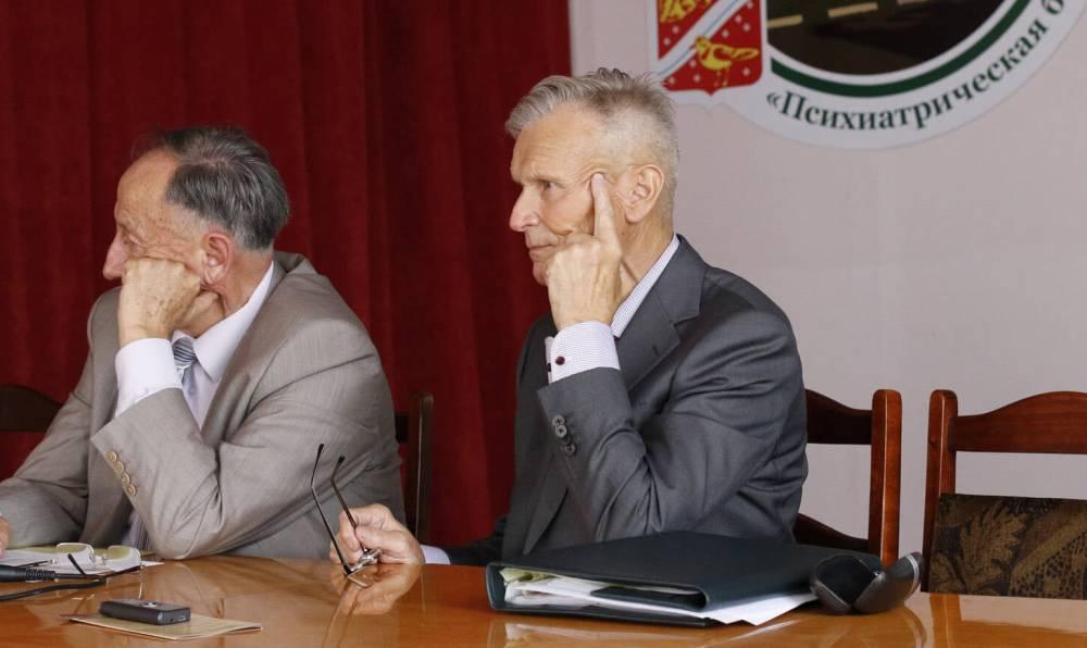 Виктор Остроглазов