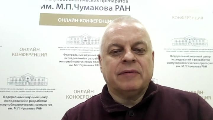 Константин Чернов.