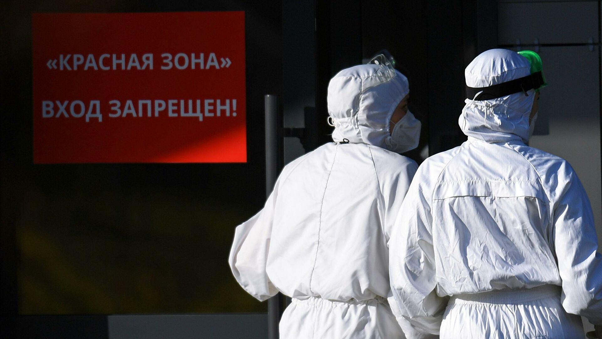 一部关于冠状病毒大流行的纪录片正在俄罗斯和中国拍摄