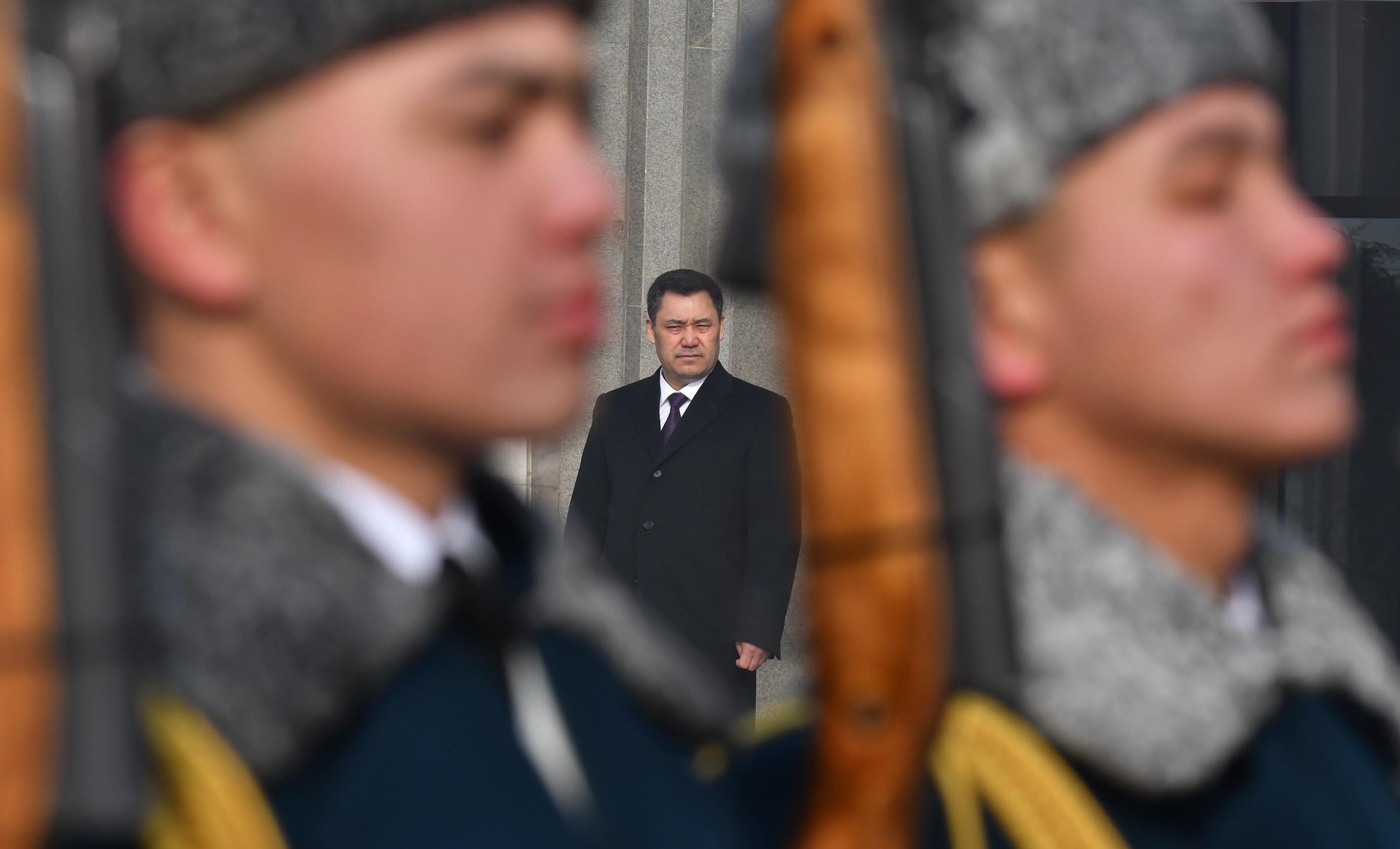 Садыр Жапаров