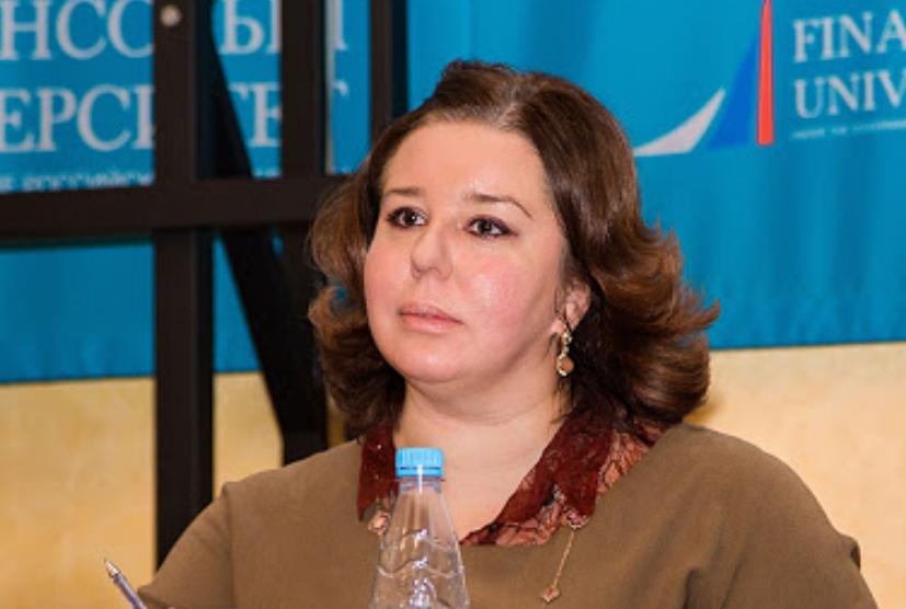 Наталья Оганова