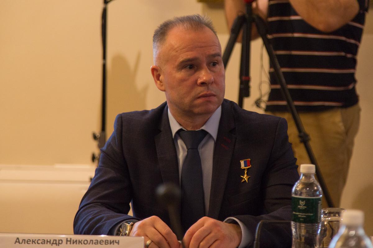 Александр Головашкин