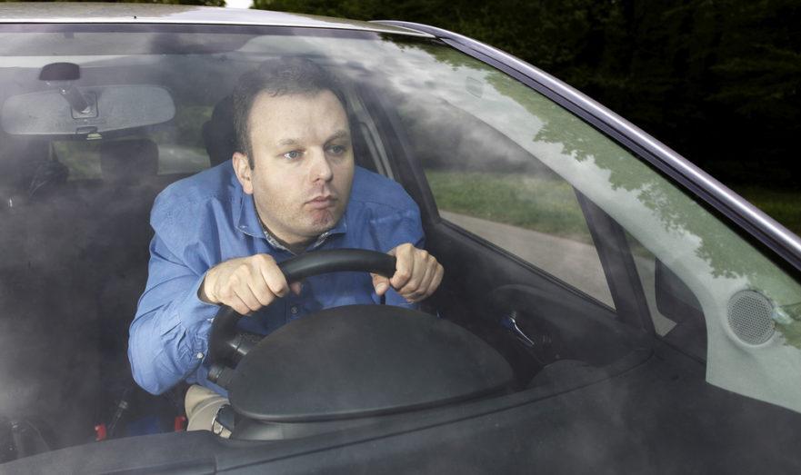 Начинающий водитель