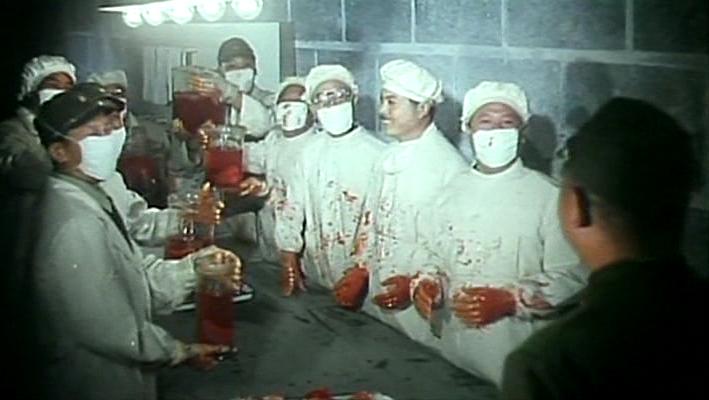 Вивисекторы подразделения «Отряд 731»