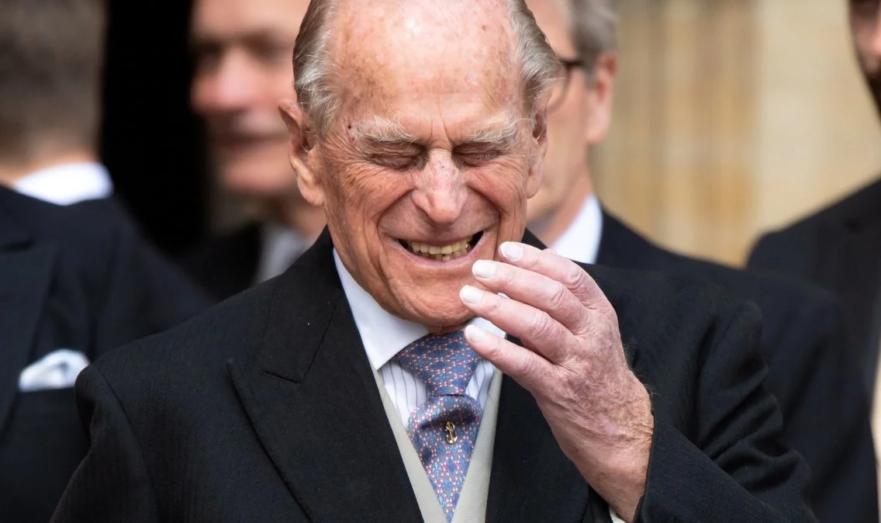 Филипп, герцог Эдинбургский