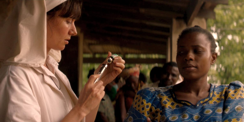 Массовая вакцинация в Африке в 1970-е годы XX века