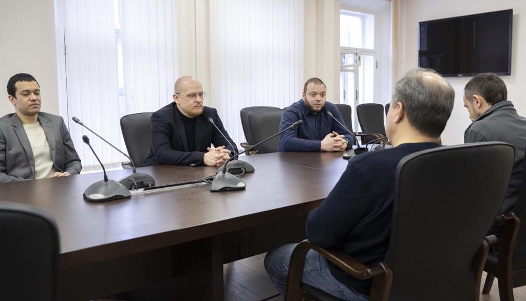 Совместная конференция российских мужских движений