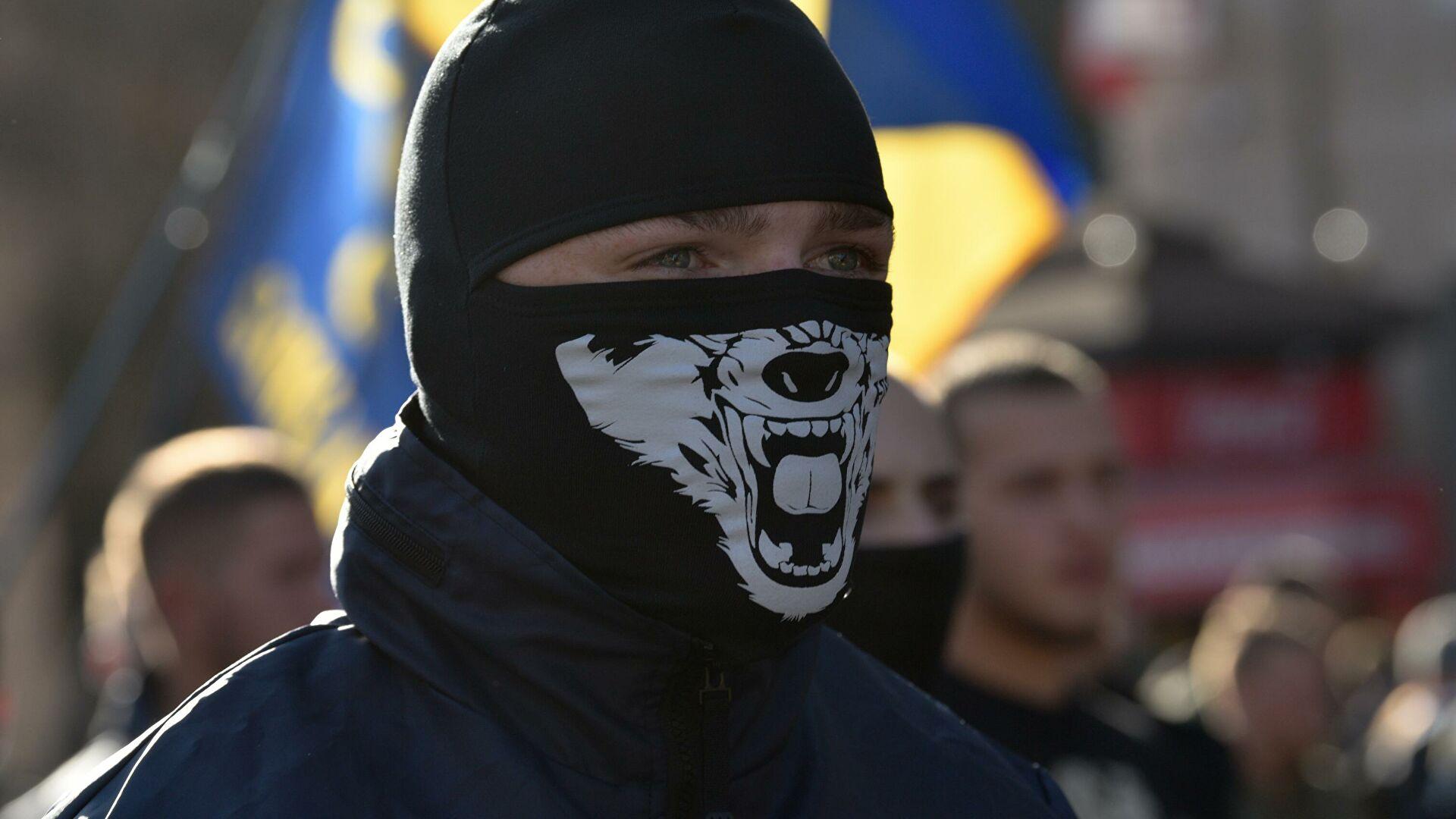 Украинский хулиган