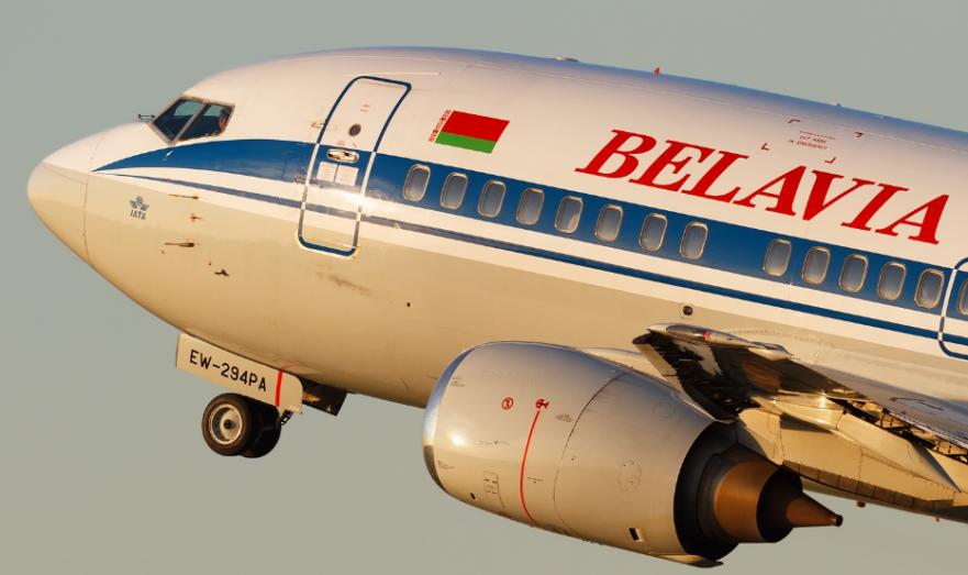 «Белавиа» станет конкурентом «Победы» после закрытия авиарейсов через Белоруссию